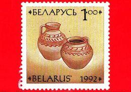 BIELORUSSIA - Usato - 1992 - Vetri E Terracotte - Vasi Di Ceramica - Brocche Del Latte - 1.00 - Bielorussia