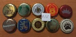 Russia. 10 Capsules Beer. # 16 - Birra