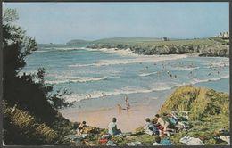 Treyarnon Bay Near Padstow, Cornwall, C.1960s - Overland Views Postcard - Other