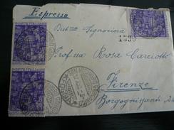 Espresso 60Lire Con 3x20lire  Anno Santo 27.07.50 - 6. 1946-.. Repubblica