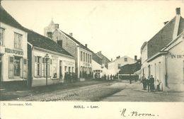 Moll (Mol)    :   Laer - Mol