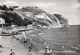 Numana - Spiaggia E Monte Conero - Italia