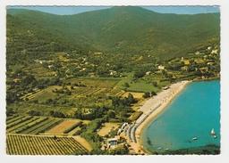 83 Pramousquier Vers Cavalaire La Plage Le Camping Court De Tennis En 1970 - Cavalaire-sur-Mer
