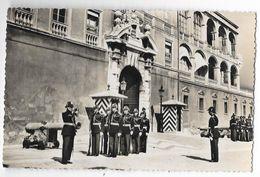 Cpsm: MONACO - Relève De La Garde 1951 - Monaco