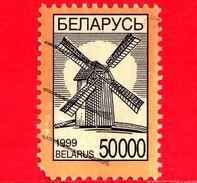 BIELORUSSIA - Usato - 1999 - Mulini A Vento - Wind Mill - 50000 - Bielorussia