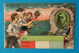 Cpa Illustrée C. LEHR GUERRE DES BOERS TRANSVAAL KRÜGER - Illustrateurs & Photographes