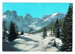 OOSTENRIJK OUDE POSTKAART AXAMER LIZUM - AUSTRAGUNGSORT DER OLYMPISCHE WINTERSPIELE 1964 - Innsbruck
