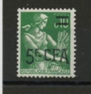 FRANCE SURCHARGÉ CFA - N° Yvert 346** - Réunion (1852-1975)