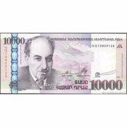 TWN - ARMENIA 57 - 10000 10.000 Dram 2012 UNC - Armenia
