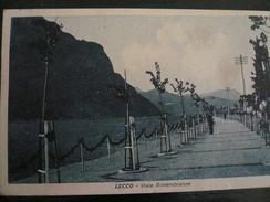 Lecco Parco Rimenbranze Usata 1927 - Lecco