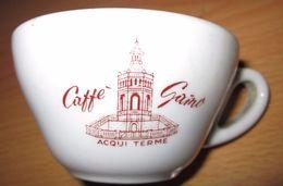 Sei Tazzine Da Caffè Gairo Acqui Terme - Tazze