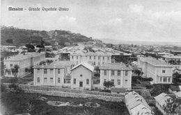 76Cq   Italie Messina Grande Ospedale Civico - Messina
