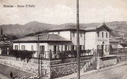 76Cq   Italie Messina Banca D'Italia - Messina