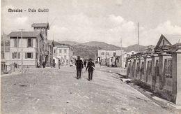 76Cq   Italie Messina Viale Giolitli - Messina
