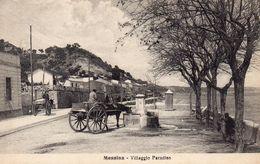 76Cq   Italie Messina Villagio Paradiso - Messina