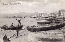 76Cq   Italie Messina Marina - Messina