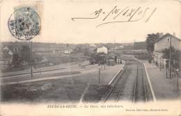 92 - HAUTS DE SEINE / Bourg La Reine - La Gare - Vue Intérieure - Bourg La Reine