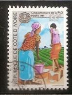 COTE D IVOIRE OBLITERE - Costa De Marfil (1960-...)