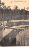 BELGIQUE - GISTEL - Pièce Du Leugenboom à MOERE -  La Pièce Pivote Dans Une Cuve De 20m De Diamètre - Canon - Gistel