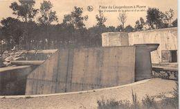 BELGIQUE - GISTEL - Pièce Du Leugenboom à MOERE -  Vue D'ensemble De La Pièce Et D'un Abri  - Canon - Gistel