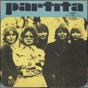 PARTITA Legendary Polish Band Polskie Nagrania MUZA Record - 45 Rpm - Maxi-Singles