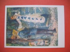 CPA  Les Cartes Postales De La Loterie Nationale ; La Balançoire Renoir - Cartes Postales