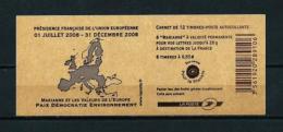 Francia  Nº Yvert  Carné-1516  En Nuevo - Libretas
