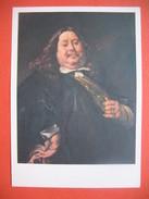 CPA  Les Cartes Postales De La Loterie Nationale ; Portrait D'Homme Jacob Jordaens - Cartes Postales