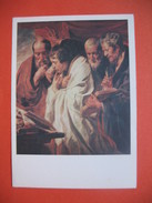 CPA  Les Cartes Postales De La Loterie Nationale ; Les Quatre Evangelistes Jacob Jordaens - Cartes Postales