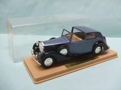 Solido - ROLLS ROYCE PHANTOM III COUPE 1939 Cabriolet Bleu Métallisé BO 1/43 - Solido
