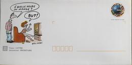 FR 1998 - Prêts-à-Poster Illustrée Avec Son Carton Illustré à L'Intérieur De L'Enveloppe  (2 Scans Rect / Verso) - TBE - Prêts-à-poster:  Autres (1995-...)