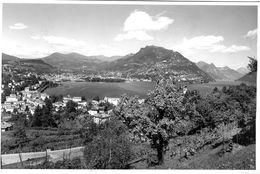 Photo Originale: Monte Brè  /~17 X 12 Cm / Ticino Tessin / Suisse / Schweiz / Swizzera - Lieux