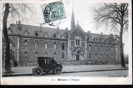 45, BRIARE, L'HOPITAL ( AUTOMOBILE) - Briare
