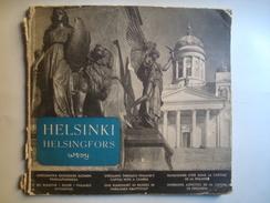 HELSINKI / HELSINGFORS. STROLLING THROUGH FINDLAND'S CAPITAL WITH A CAMERA - WERNER SÖDERSTRÖM, 1952. - Exploration/Travel