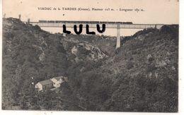 DEPT 23 : Pinthon Photo  : Viaduc Des Tardes ( Train ) - Evaux Les Bains