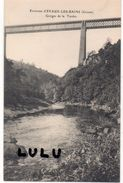 DEPT 23 : Pinthon Photo  : Viaduc Des Tardes - Evaux Les Bains