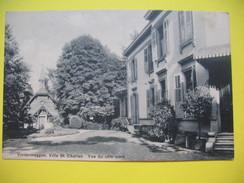 CPA  Villa St. Charles - Vue Coté Nord  -Vordemeggen - Monuments