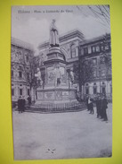 CPA   Milano -  Mona - Léonard De Vinci - Monuments