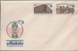3148    Carta Entero Postal Alemania DDR - Private Covers - Mint