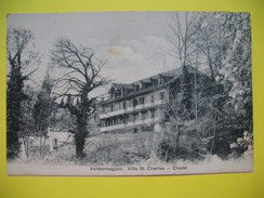 CPA  Villa St. Charles - Chalet  -Vordemeggen - Monuments