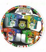 2006 Vanuatu World Cup Football Miniature Sheet  MNH - Vanuatu (1980-...)