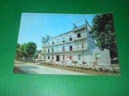 Cartolina Rimini - Hotel Bellavista ( Viale C. Colombo ) 1970 Ca - Rimini