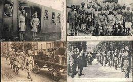 Inde India 1ère Guerre Mondiale WW1 Lot 10 Cartes Militaires Militaria - History