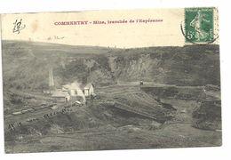 CPA 1908 Commentry Mine Tranchée De L'espérance - Frankreich