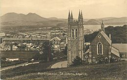 A-17.6539 :   PORTMADOC - Pays De Galles