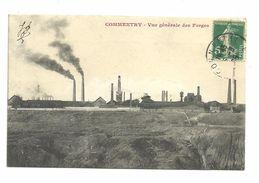 CPA 1908 Commentry Vue Générale Des Forges - Frankreich