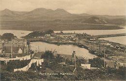 A-17.6540 :   PORTMADOC - Pays De Galles