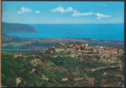 °°° 6096 - CASTROREALE - PANORAMA AEREO (ME) 1972 °°° - Italia