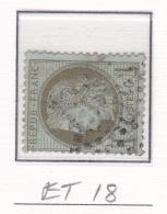 Etoile 18 Sur 50 - Marcophilie (Timbres Détachés)