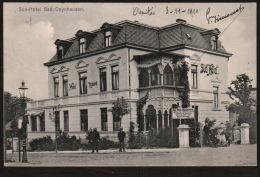 DD1526  SUD HOTEL BAD OEYNHAUSEN   POSTCARD - Übach-Palenberg